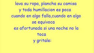 Princesa - Fondo Flamenco (con Letra)