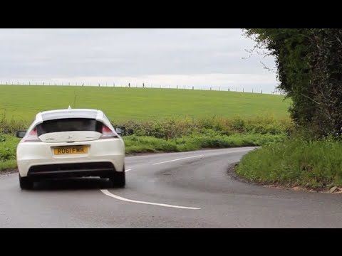 Honda CR-Z Road Test Review
