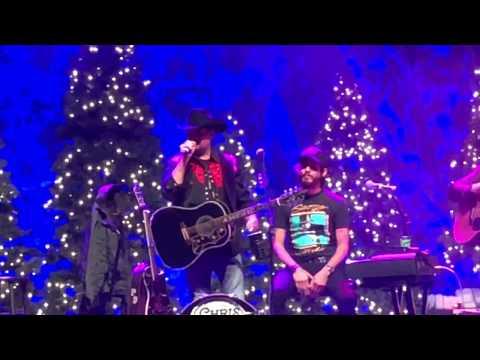 Chris Janson - Drunk Girl - Hometown Holiday Seattle, WA 12/13/2017