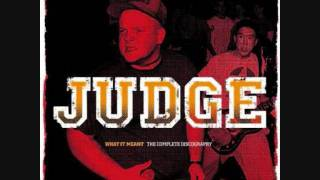 Judge - Just Like You (Don Fury Demo)
