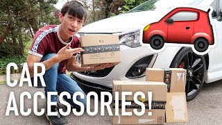 BUYING CHEAP **SICK** CAR ACCESSORIES!!!