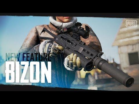 全新槍枝 - Bizon 還會有側面瞄準鏡??