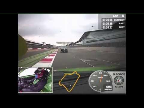 Silverstone 2015 – Race 2 – Jon Billingsley