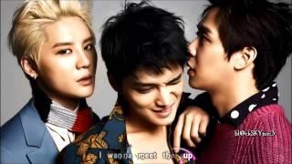 JYJ - Valentine [with lyrics]