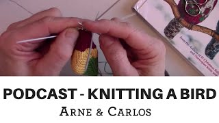 How to Knit a bird from beginning to end by ARNE & CARLOS