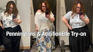 PLUS SIZE | INSIDE THE DRESSING ROOM | PENNINGTONS AND ADDITIONELLE SPRING 2020