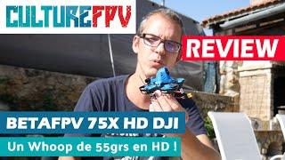 BetaFPV 75x HD DJI !