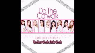 SNSD - Do The Catwalk [SUB ITA]