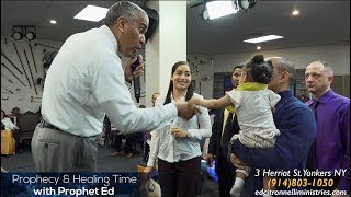 Watch How The ANOINTING Of The HOLY SPIRIT OPENS BLESSINGS In This Woman's Life.