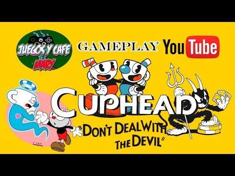 Gameplay Cuphead - Juegos y Café Mary