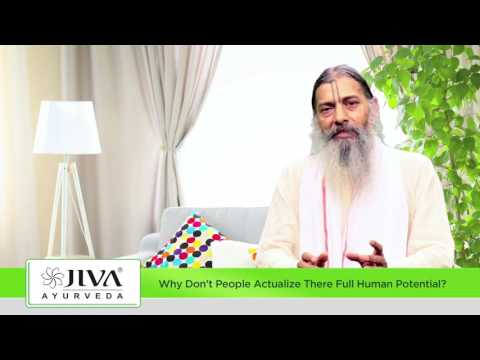 Why Don't People Actualize There Full Human Potential? | Jiva Vedic Psychology