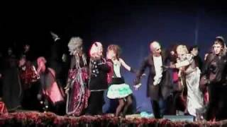 preview picture of video 'AIDS GALA  Castrop-Rauxel 11.2009,Europa-Halle Castrop-Rauxel'