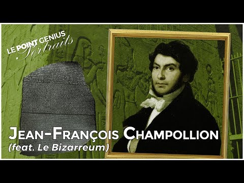 Portrait - Jean-François Champollion (Feat. Le Bizarreum) - Le Point Genius Mp3