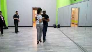 Kataleya feat Anselmo Ralph - Atrevimento | David Pacavira & Barbara Barros Kizomba Demo