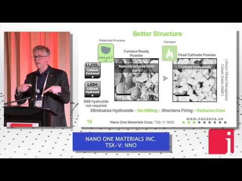 "Nano One CEO is ""Changing how the World Makes Batteries"" ... Thumbnail"