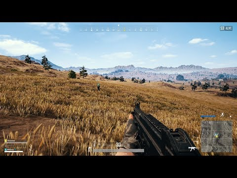 Download PlayerUnknown's Battlegrounds (PUBG) Gameplay (PC HD) [1080p60FPS] HD Mp4 3GP Video and MP3