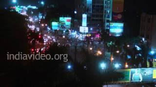 A Night in Bhopal city