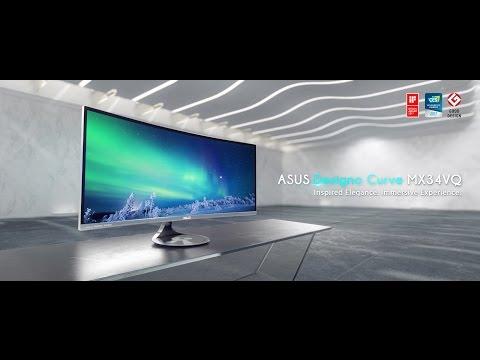 "ASUS MX34VQ (34"", 3440 x 1440 pixel)"