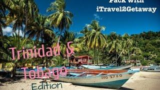 Pack with Us: Trinidad & Tobago Edition