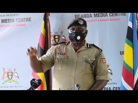 OMULIRO E MAKERERE: Poliisi eri mu kwetegereza butambi
