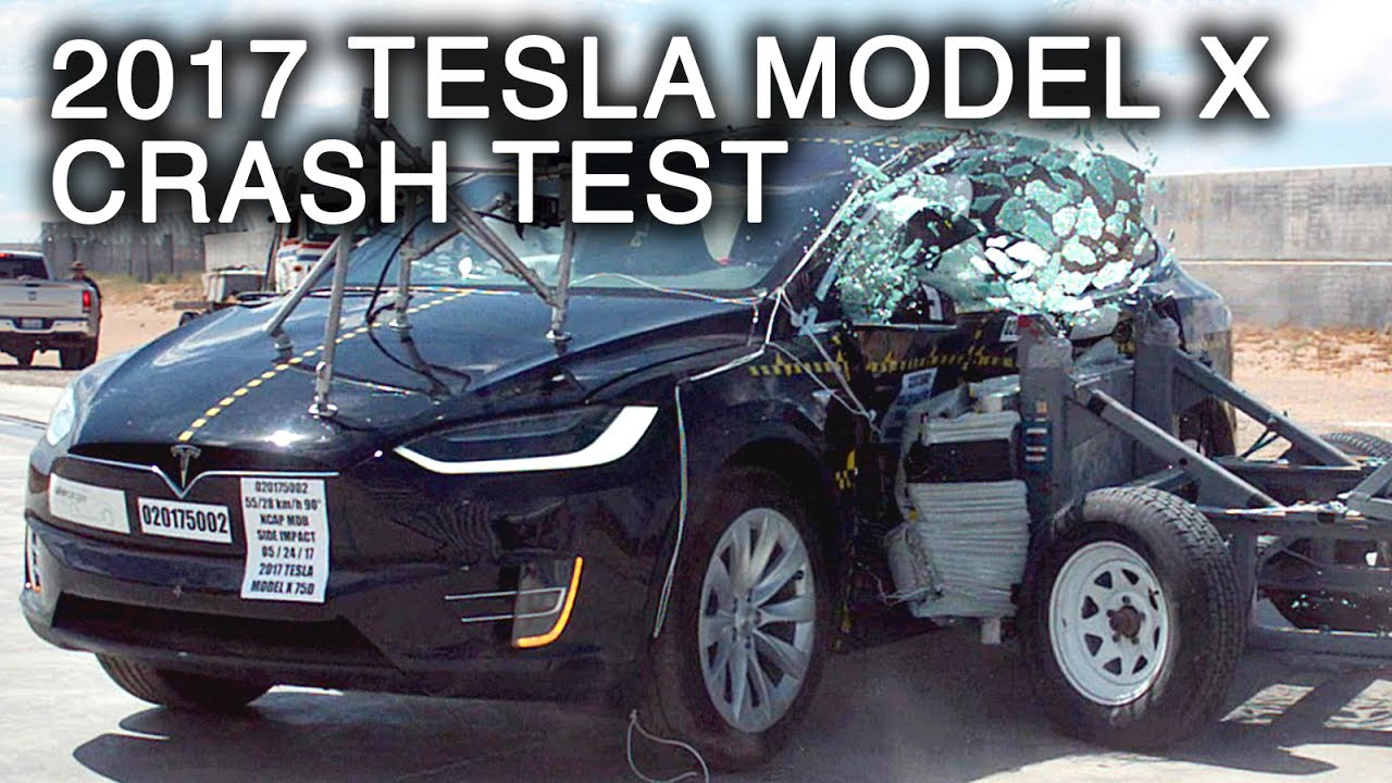maxresdefault - Tesla Model X прошла все краш-тесты на отлично