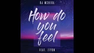 Dj Mshega How Do You Feel ft.  Ziyon