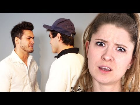 Reacting To Attempting A Hollywood Movie Audition! by The Dolan Twins