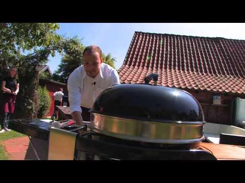 Grilltest: Black Pearl Select von Landmann