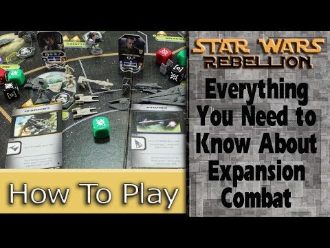 Expansion Combat: How to Play Star Wars: Rebellion, Part 7.5