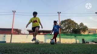 Basic Football Training – Skills and Mom
