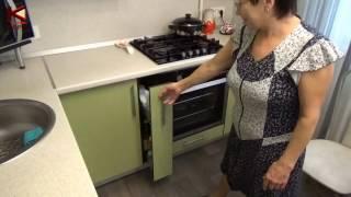 Кухни на заказ в СПб.  Дизайн кухни и реальный отзыв от Зои Ивановны - Каро Мебель