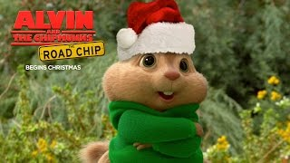 "Alvin and the Chipmunks: The Road Chip | ""Twas the Night"" TV Commercial [HD] 