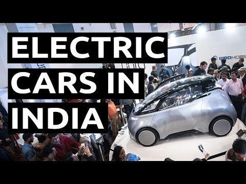 Top 3 Electric Cars! - Auto Expo India 2018 | UNITI UPDATE 19