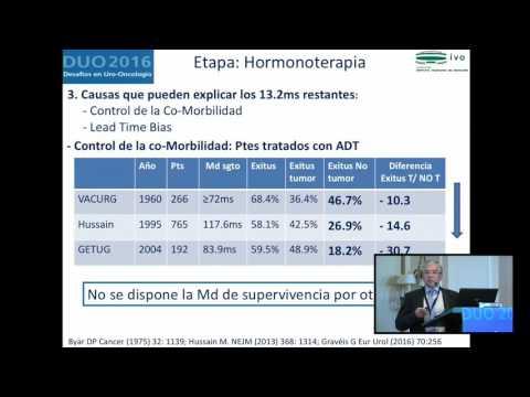 Calcificación de próstata