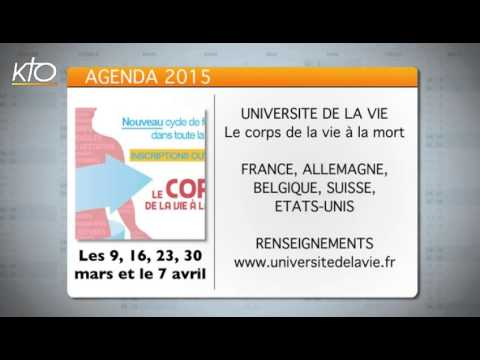 Agenda du 20 février 2015