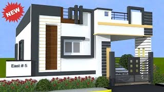 Download Latest Single Floor House Elevation Designs | House