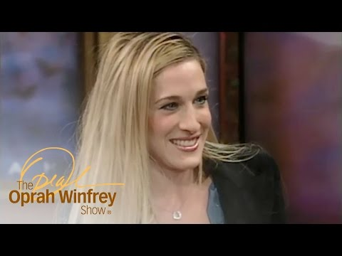The One Obsession Sarah Jessica Parker Shares with Carrie Bradshaw | The Oprah Winfrey Show | OWN