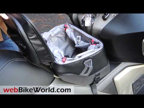 BMW Scooter Tunnel Bag
