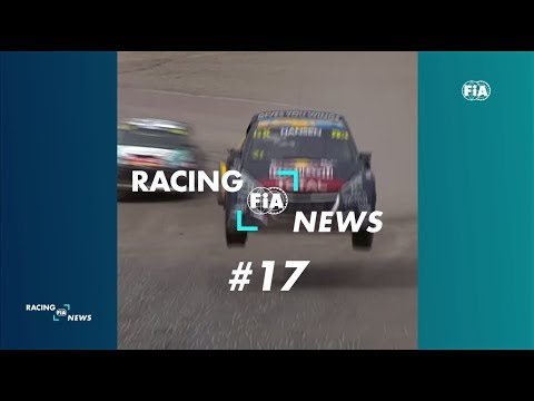 FIA Racing News #17