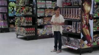 Nestlé Dos niños perdidos en un supermercado HD