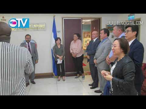 Embajada de Nicaragua en Taiwán inicia cadena de oración por la paz de Nicaragua