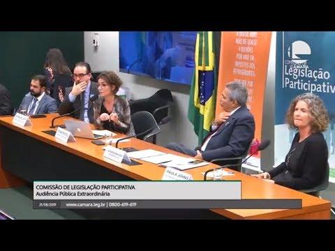 Legislação Participativa - Medidas fiscais para a promoção da saúde - 21/08/2019 - 15:31