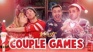 KERST COUPLE GAMES! - Met Rutger En Thomas