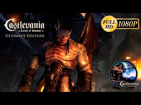 Castlevania Lords of Shadow Pelicula Completa Español Full Movie All Cutscenes