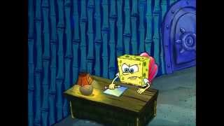 an essay by Spongebob Squarepants