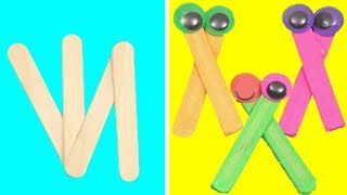 7 FUN EDUCATIONAL CRAFTS FOR KIDS