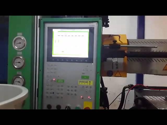 BORCHE | BS 1300 Plastik Enjeksiyonda Plastik Kova Uygulaması