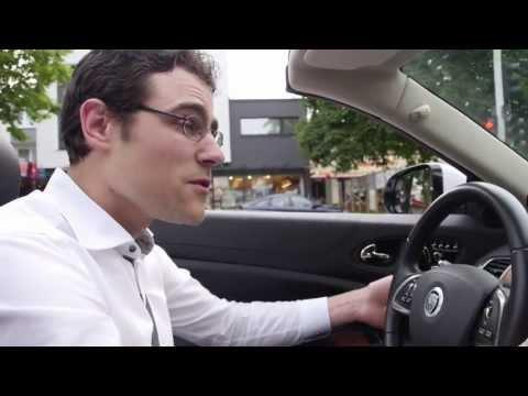 Jaguar XK acceleration sport / dynamic mode - Autogefühl Autoblog
