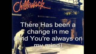 """ I Believe ""  Chilliwack- Lyrics on Screen /Letra"