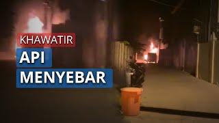 Mobilnya Diduga Dibakar, Via Vallen Khawatirkan Hal Ini saat Pemadam Kebakaran Datang